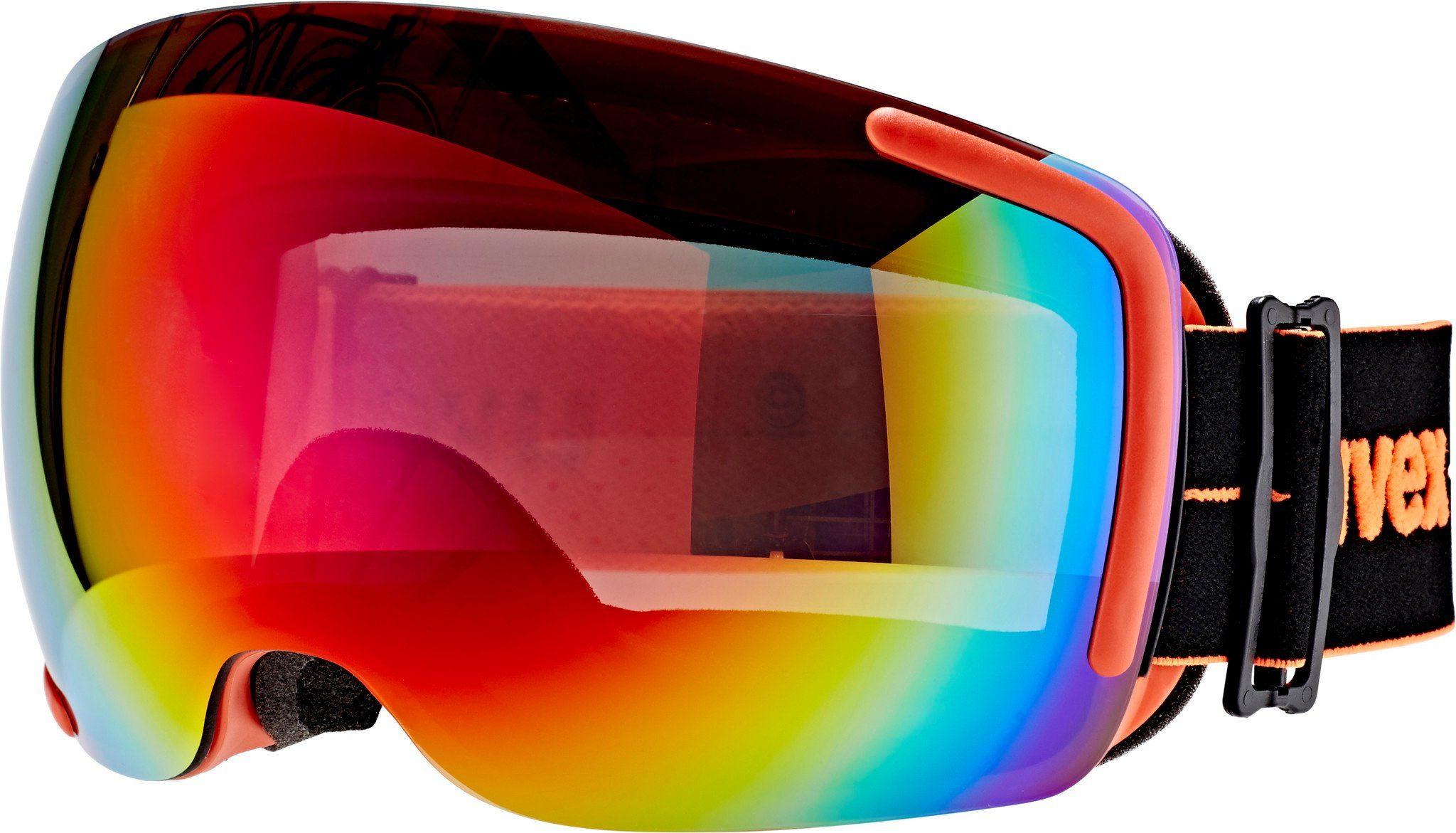 Uvex Sportbrille »big 40 FM Goggle«