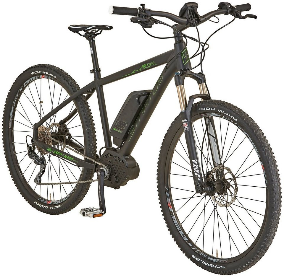 stratos e bike mountainbike limited edition 29 zoll 10. Black Bedroom Furniture Sets. Home Design Ideas