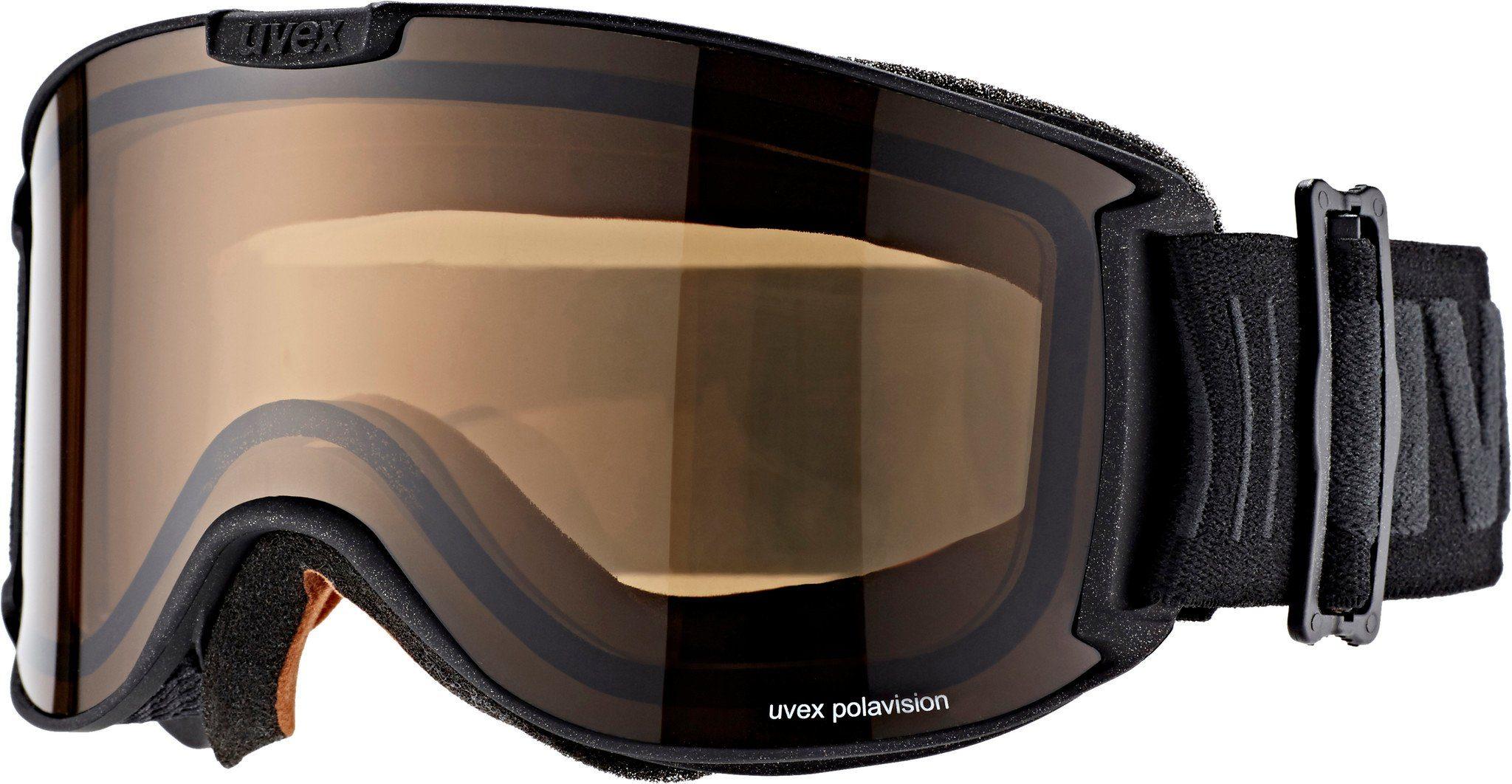 Uvex Sportbrille »Skyper Pola Goggle«