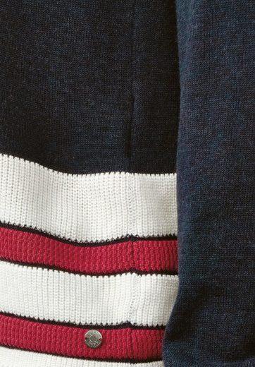 CECIL Sportiver V-Neck Pullover
