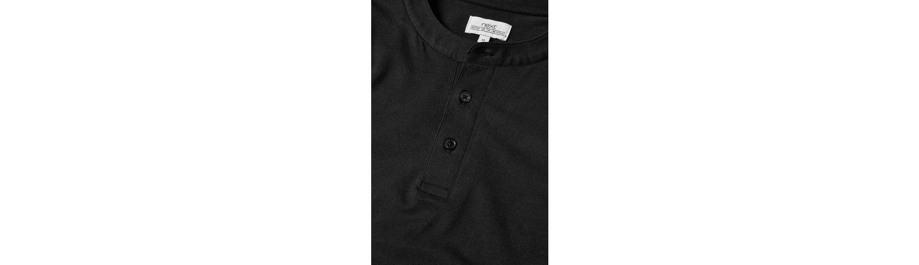 Freiheit Der Billigsten Online-Shop Zum Verkauf Next Muscle-Fit Grandad-Shirt 541fF4k