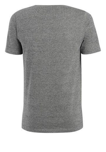 Next Muscle-fit Shirt With V-neck