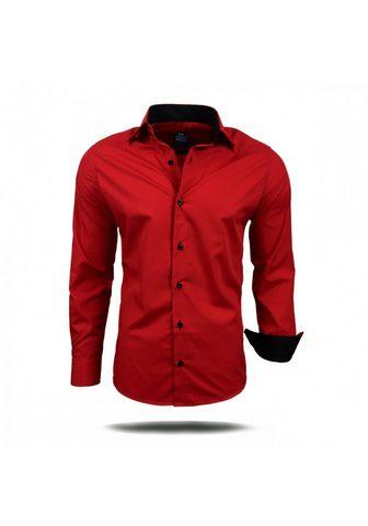 RUSTY NEAL Marškiniai ilgomis rankovėmis su kontr...