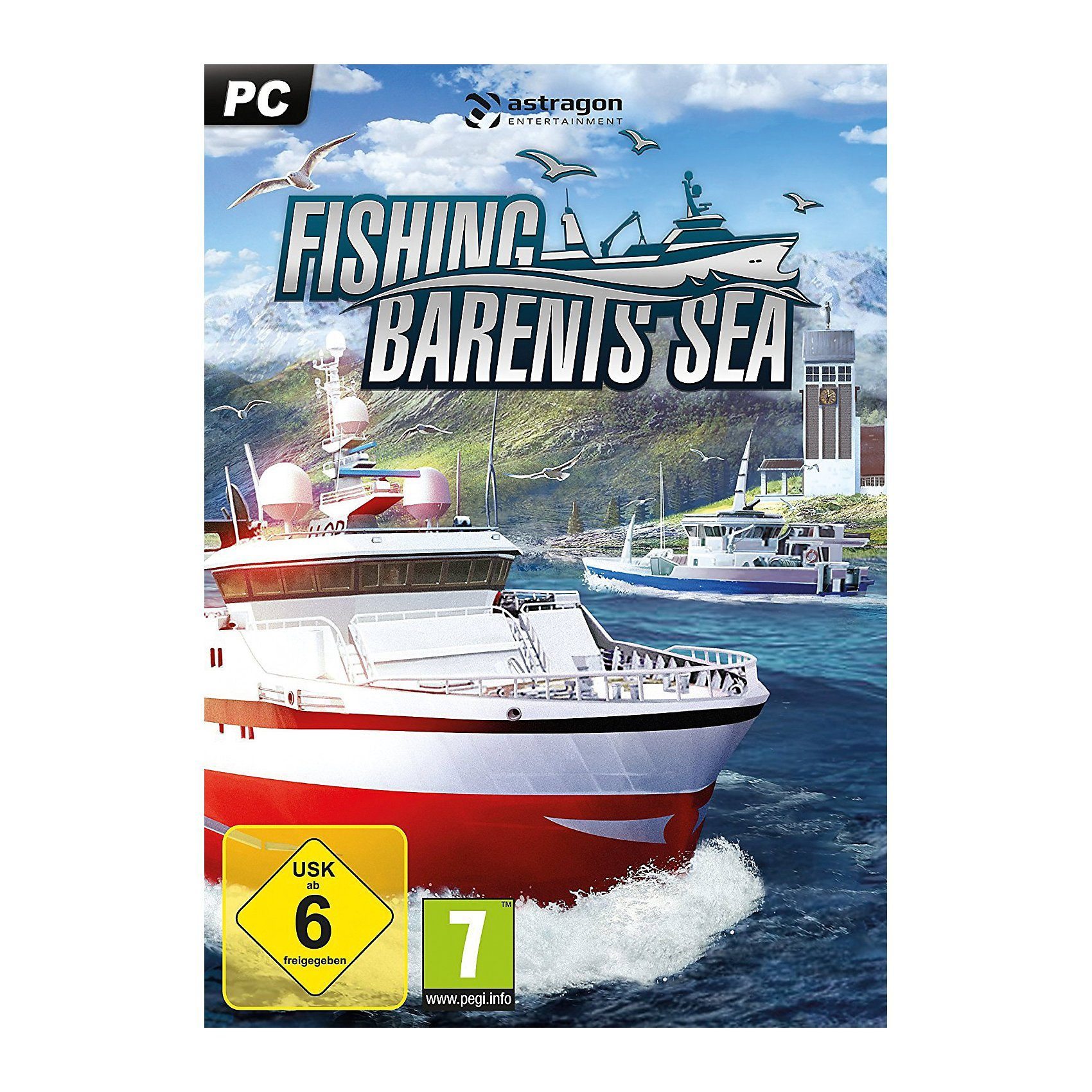 PC Fishing: Barents Sea
