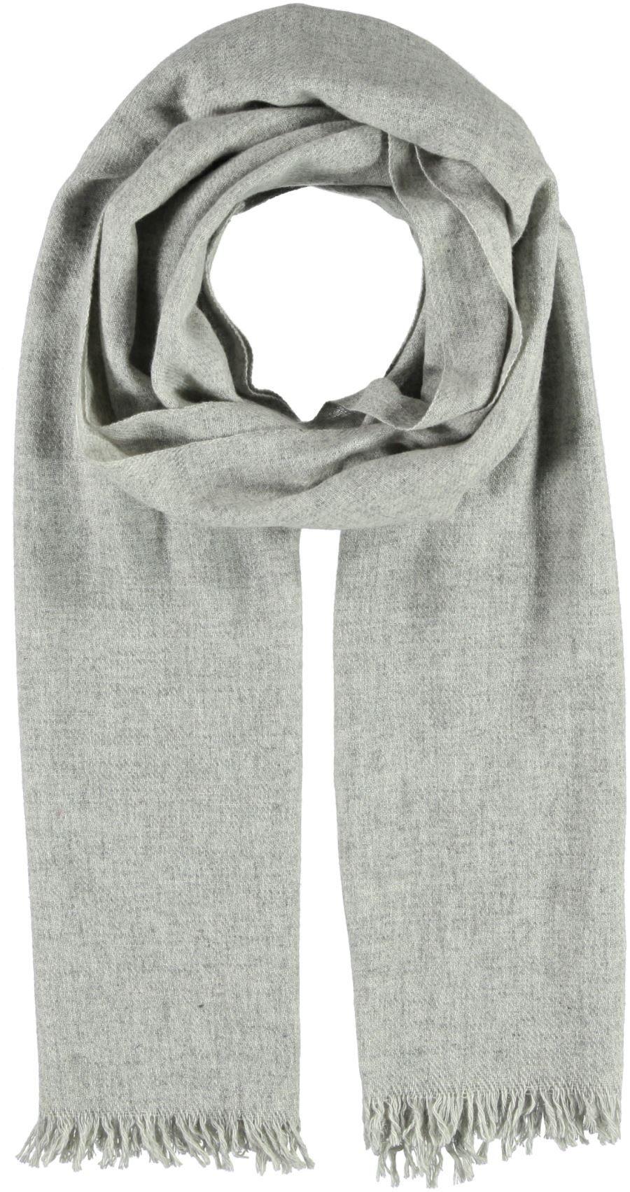 Passigatti Schal aus softer Wollmischung