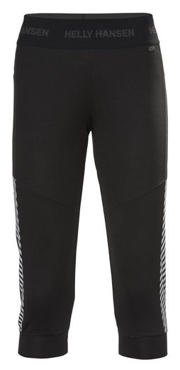 Helly Hansen Damen Sportbekleidung LIFA 3/4 BOOT TOP PANT