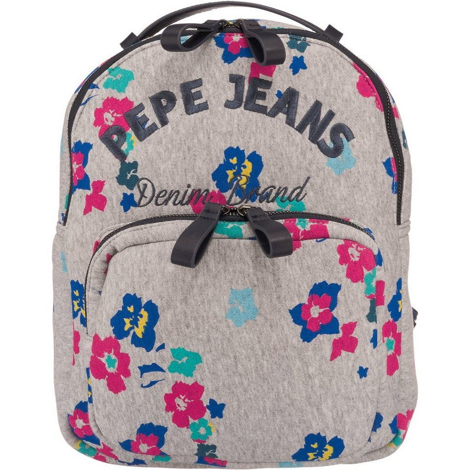pepe jeans rucksack f r m dchen online kaufen otto. Black Bedroom Furniture Sets. Home Design Ideas
