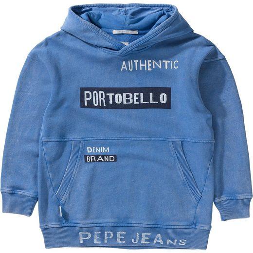 Pepe Jeans Kapuzenpullover SIM für Jungen