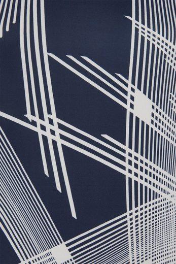 Belloya Etuikleid, mit Streifen