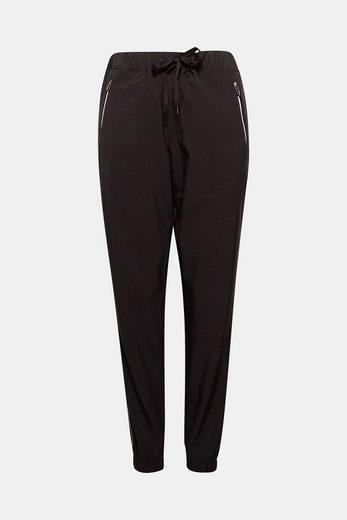 ESPRIT Gewebte Active-Pants, E-DRY