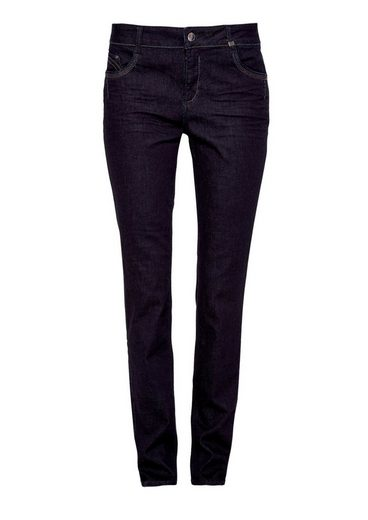 s.Oliver RED LABEL Smart Straight: Dark Denim