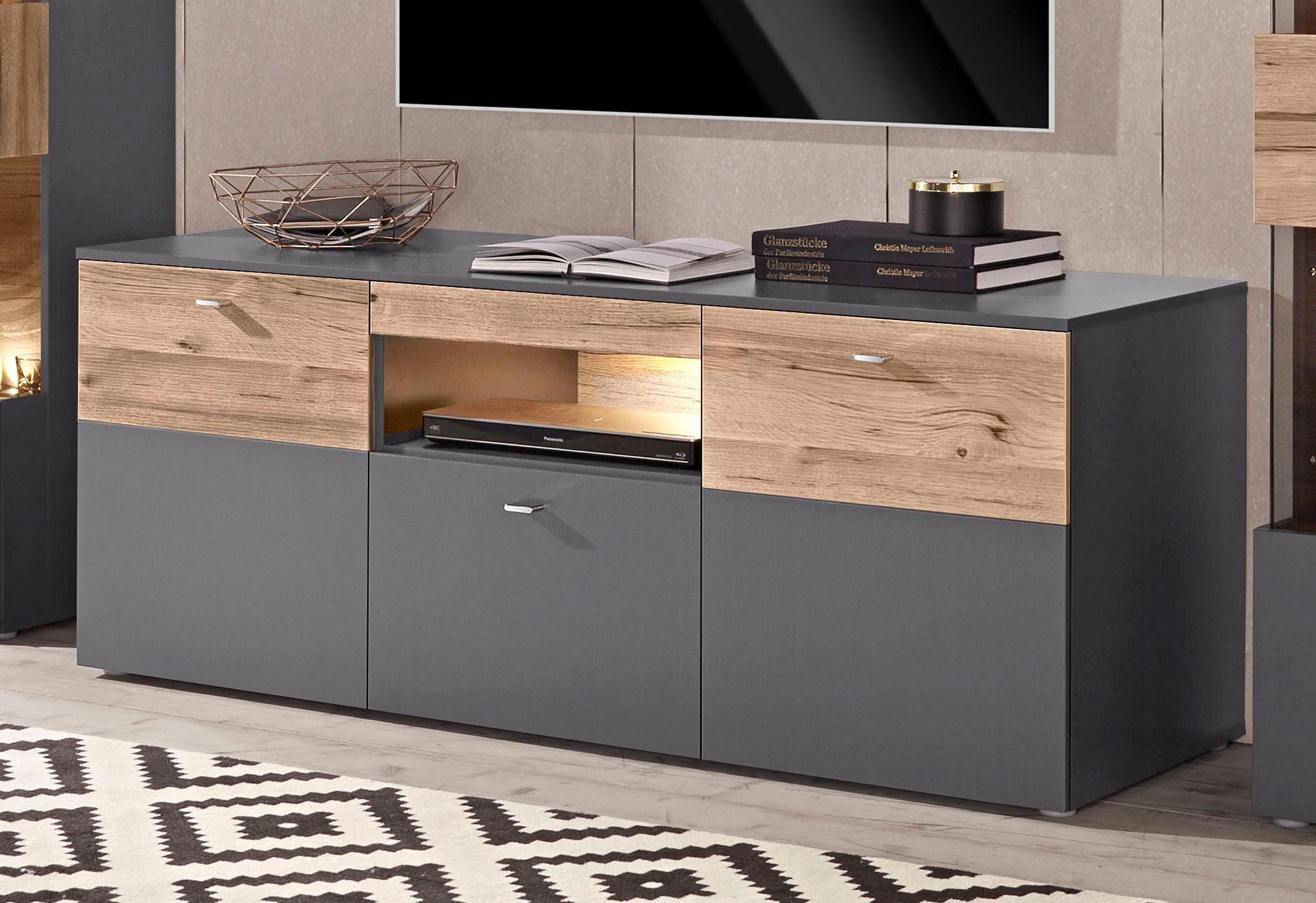 FORTE Lowboard Breite 150 cm