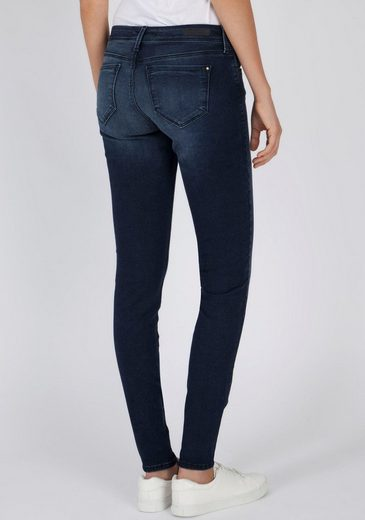 Mavi Jeans Skinny-fit-Jeans ADRIANA, mit besonderer Shaping-Wirkung
