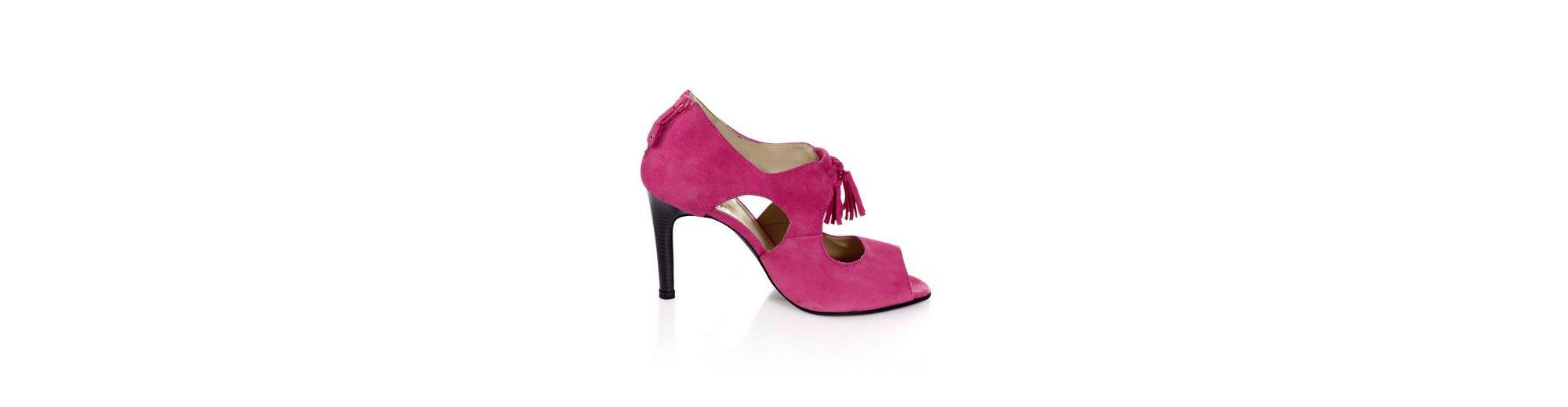 Alba Moda Sandalette in Ankle-Form Billig Verkauf Amazon Rabatt Neueste v6zAfm