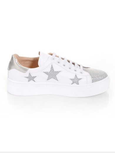 Alba Moda Sneaker mit seitlichen Sternen