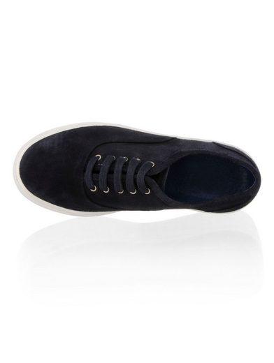Chaussure À Lacets Alba Moda Avec Semelle Épaisse
