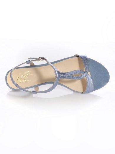 Alba Moda Sandalette als sommerlicher Begleiter