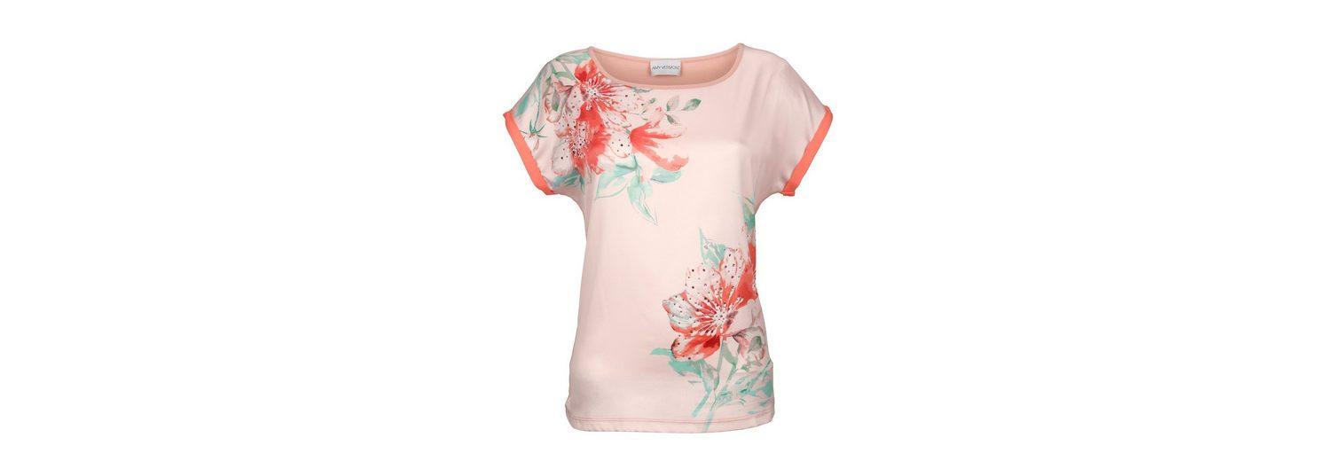Amy Vermont Shirt mit floralem Druck Freies Verschiffen Heißen Verkauf Bester Ort Billig Verkaufen Neu NBC3WmK