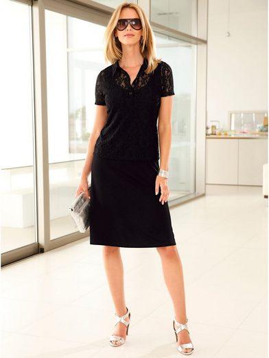 Mona Kleid in elastischer Jersey-Qualität