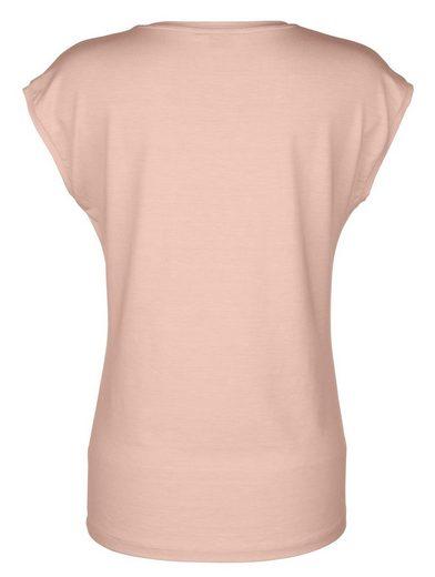 Mona Shirt aus floraler Spitze