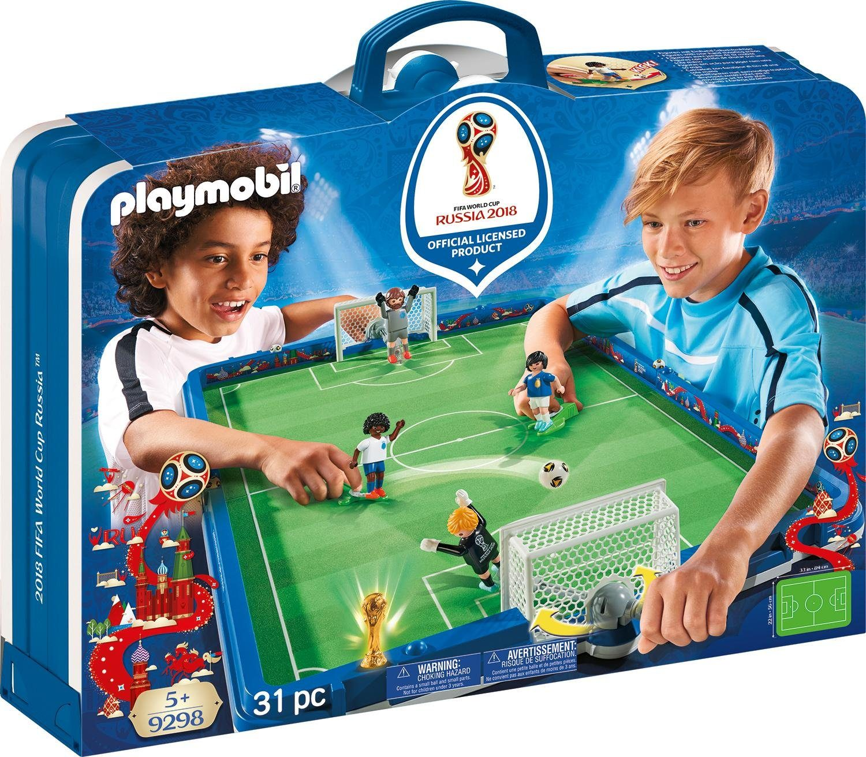 Playmobil® 2018 FIFA World Cup Russia™ Arena zum Mitnehmen (9298)