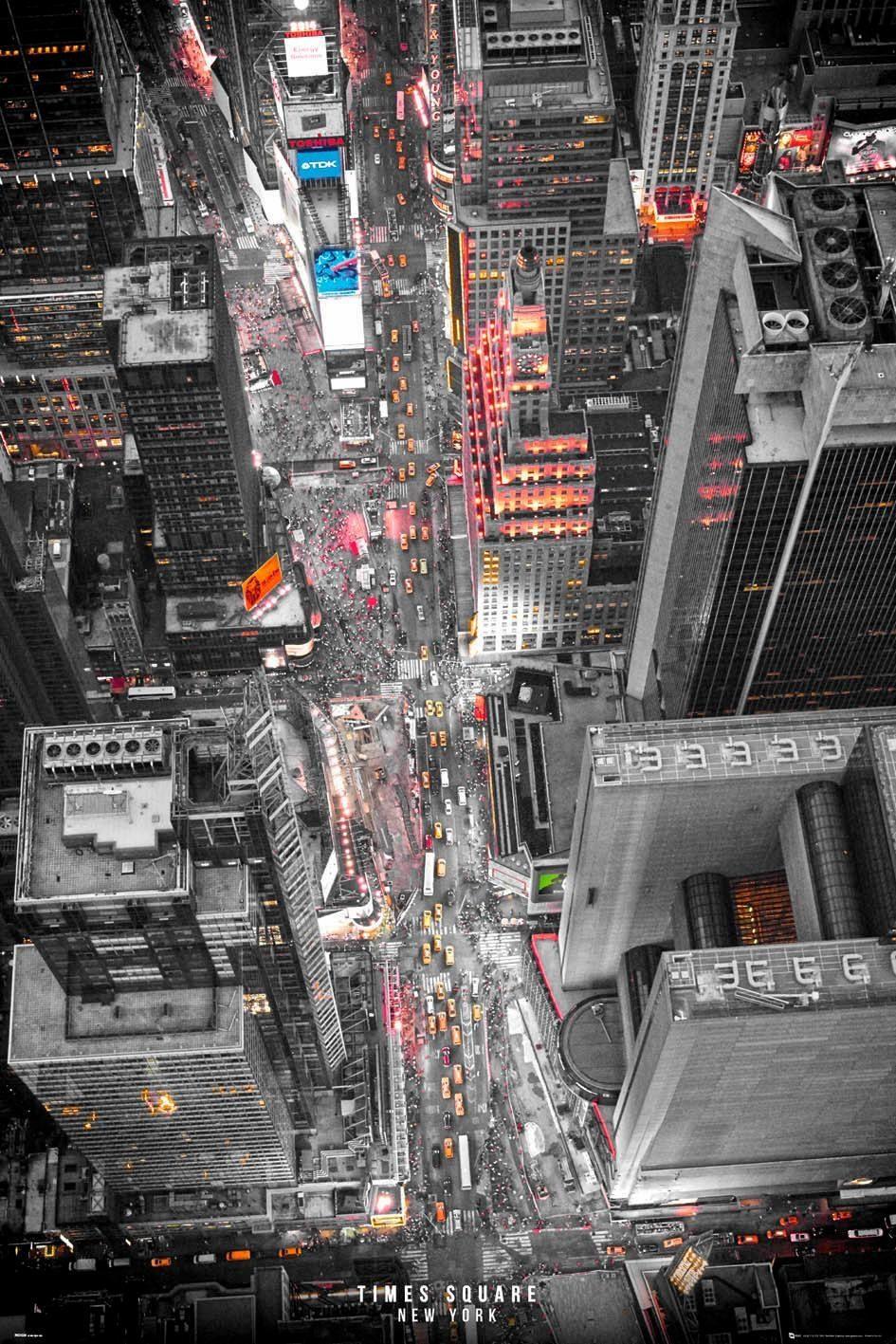 Deco-Panel »New York«, Stadt, 60/90 cm