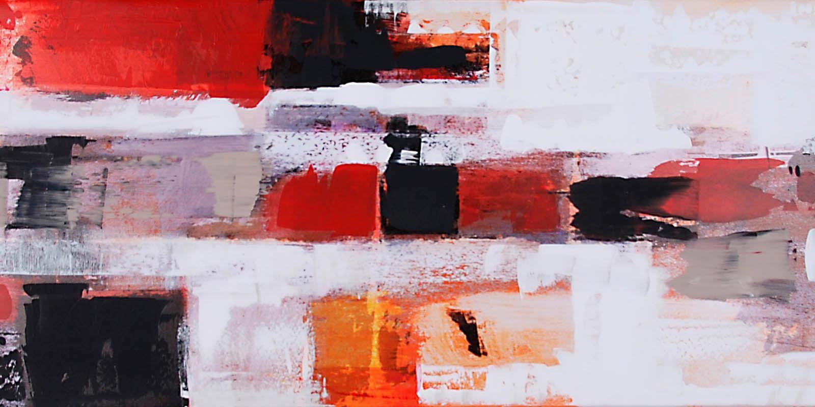 Loft Art »Abstrakt Abend« 120/60 cm