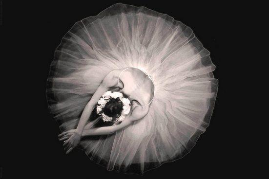 Deco-Panel »Ballerina«, 90/60 cm