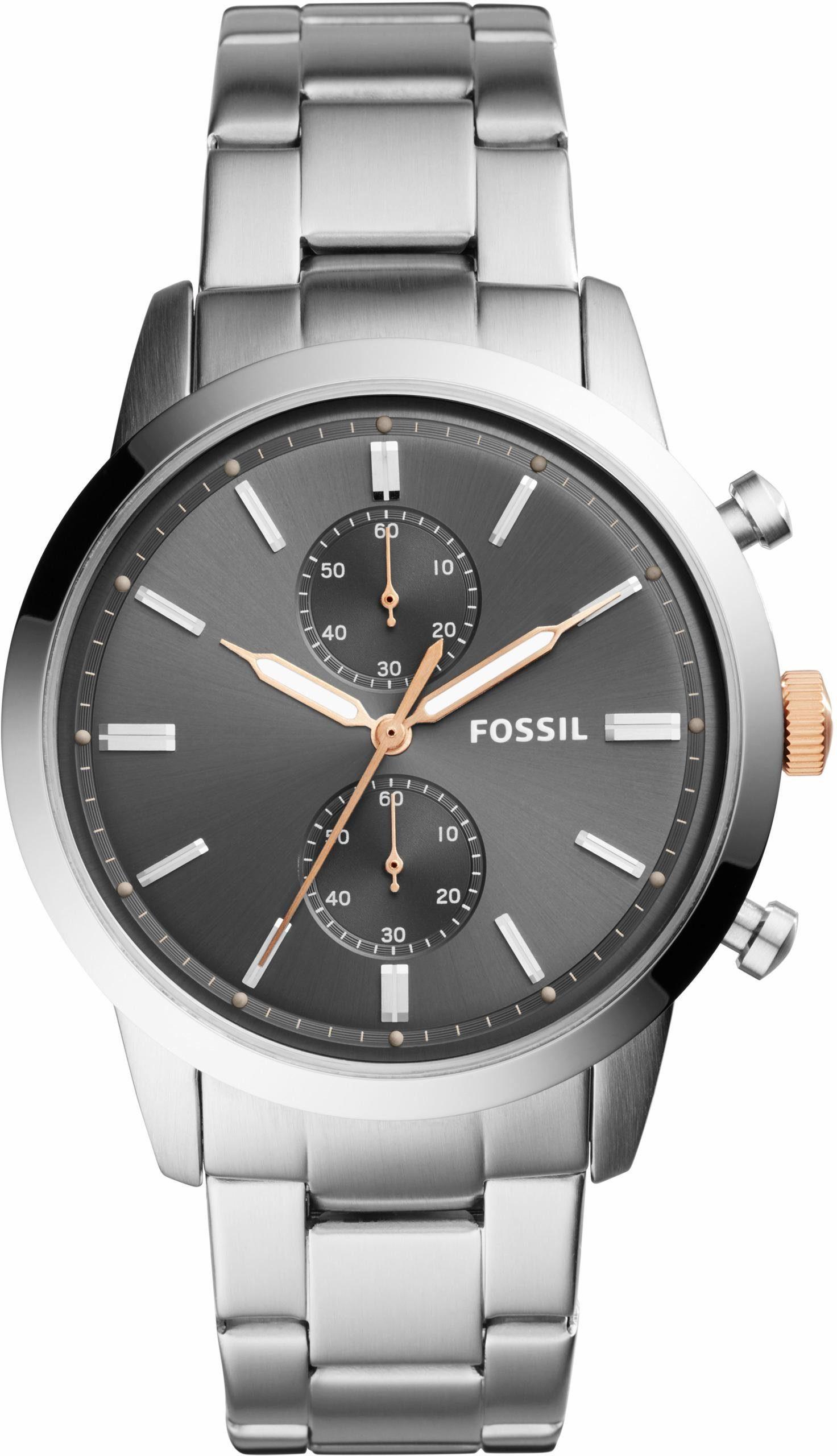 Fossil Chronograph »TOWNSMAN, FS5407«