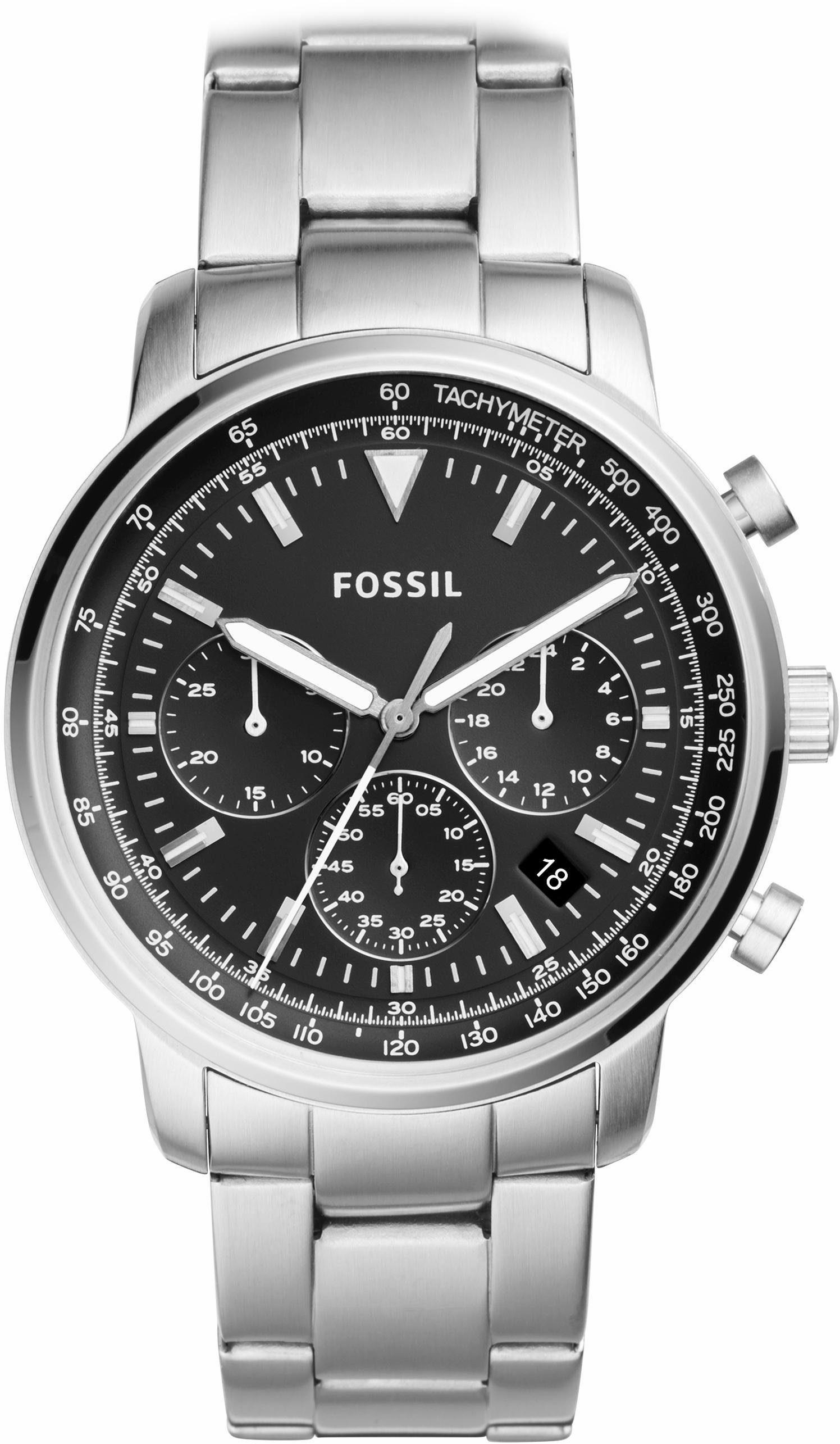 Fossil Chronograph »GOODWIN CHRONO, FS5412«