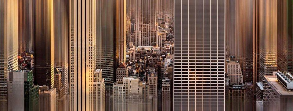 Leinwandbild »New York« 150/57 cm online kaufen | OTTO
