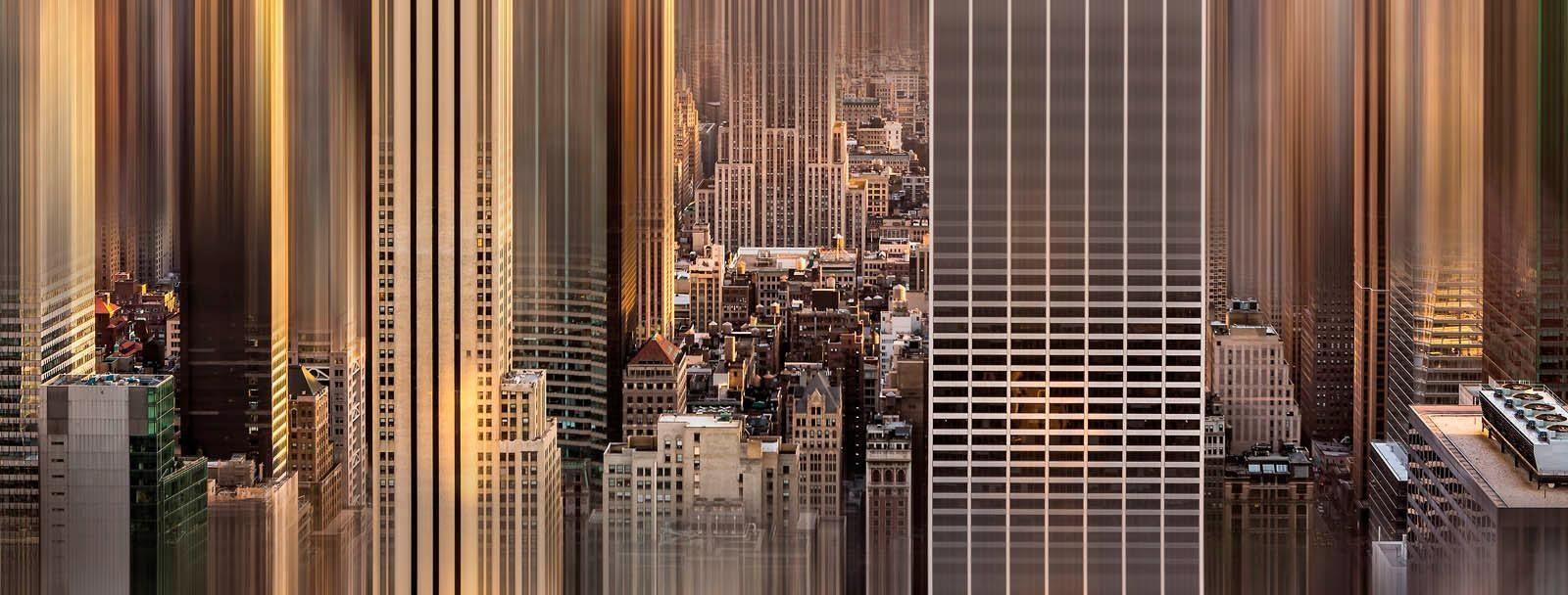 Leinwandbild »New York« 150/57 cm