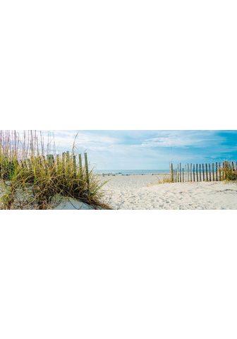 Paveikslas »Dünen ir Strand«
