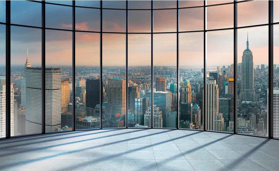 Fototapete »New York« 368/254 cm online kaufen   OTTO
