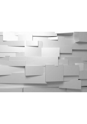 Fototapetas »3D Mauer«