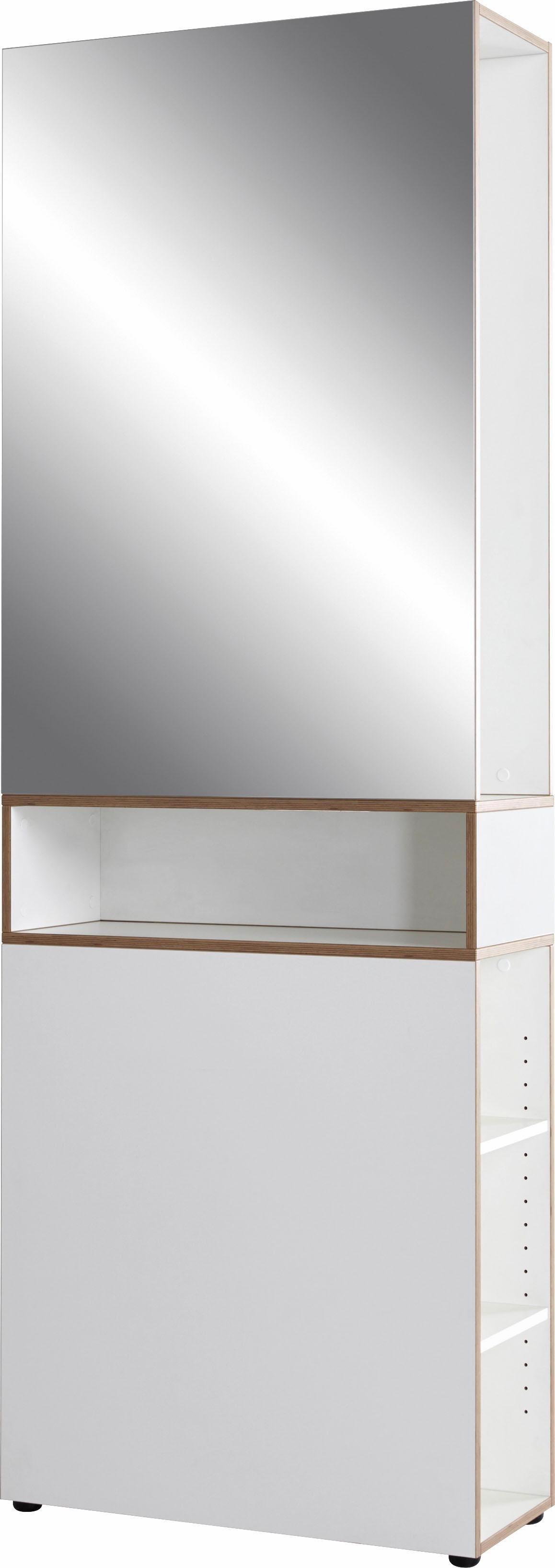 Garderobenschrank »Dressmate« mit Spiegel