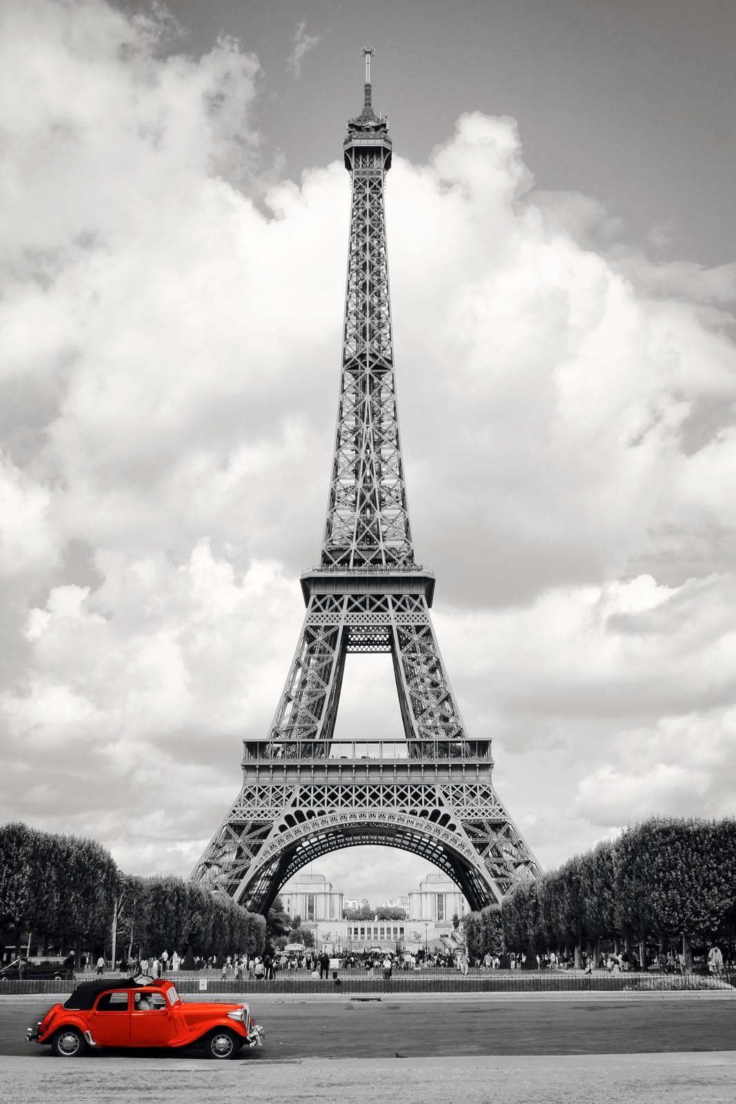 Deco Panel »Paris« 60/90 cm