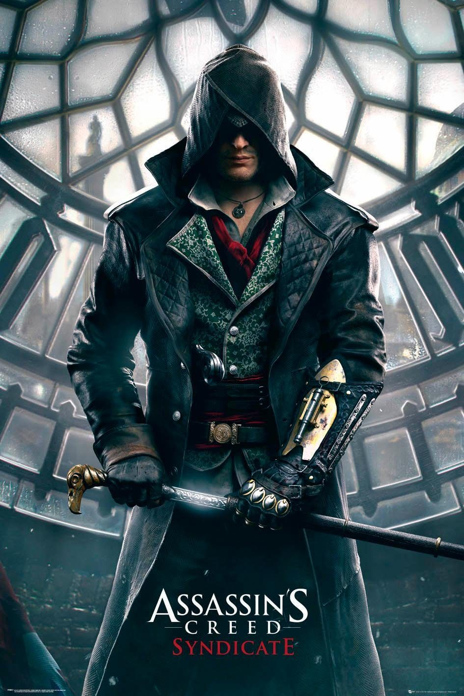 Deco Panel »Assassin`s Creed« 60/90 cm