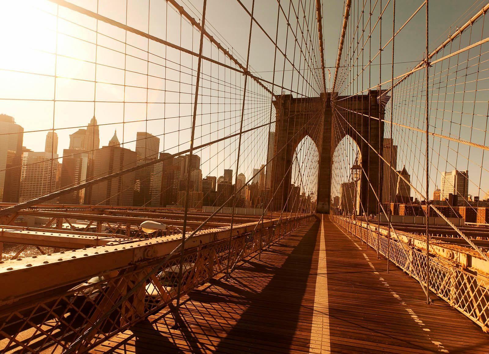 Fototapete »New York« 254/184 cm