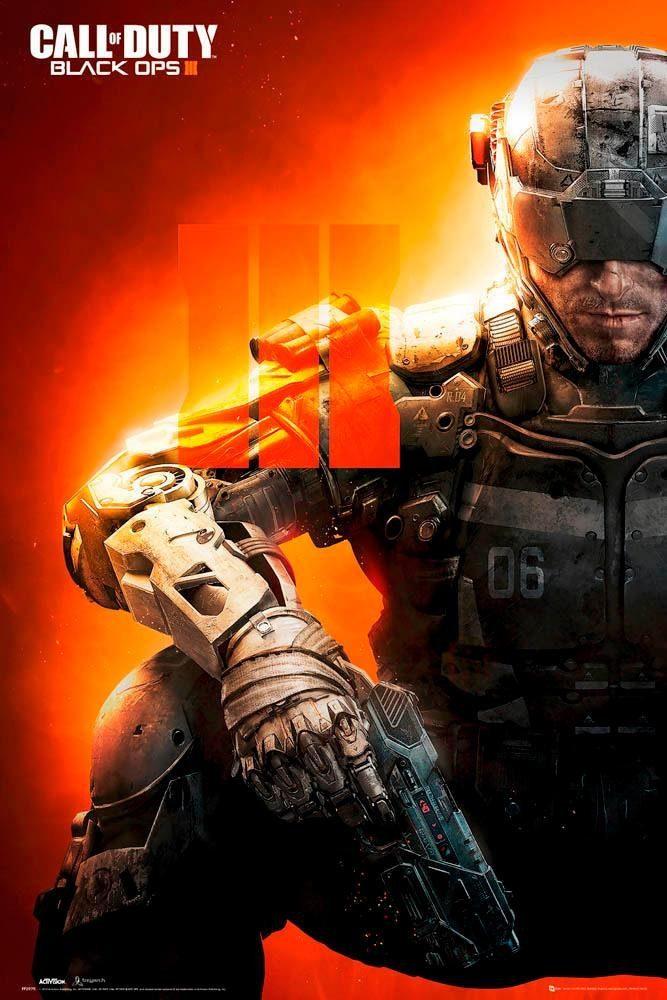 Deco Panel »Call of Duty Black OPS III« 60/90 cm