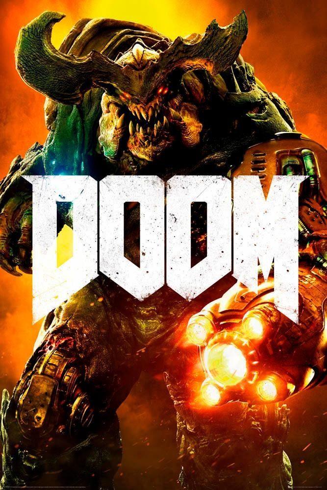 Deco Panel »Doom« 60/90 cm