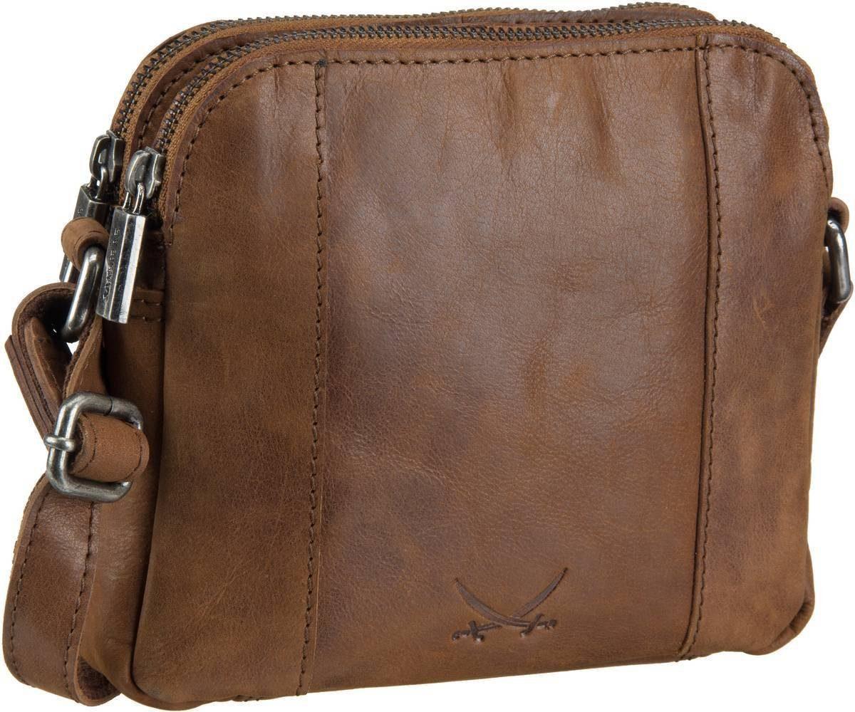 SANSIBAR Umhängetasche »Saturnus 1051 Zip Bag«