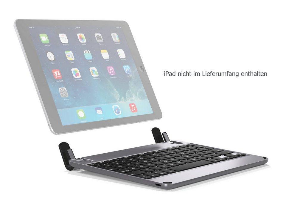 brydge bluetooth tastatur f r ipad air pro 9 7 und new. Black Bedroom Furniture Sets. Home Design Ideas