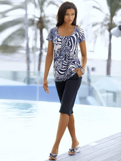 Alba Moda Bermuda für City und Strand
