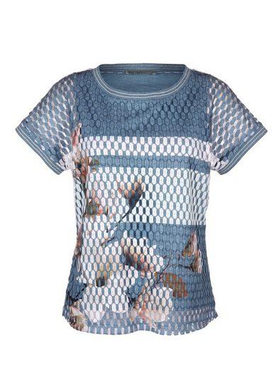 Mona Shirt mit Spitze