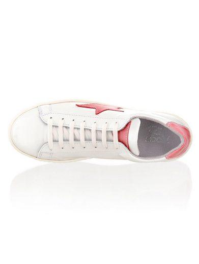 Alba Moda Sneaker Into Varnish Optics