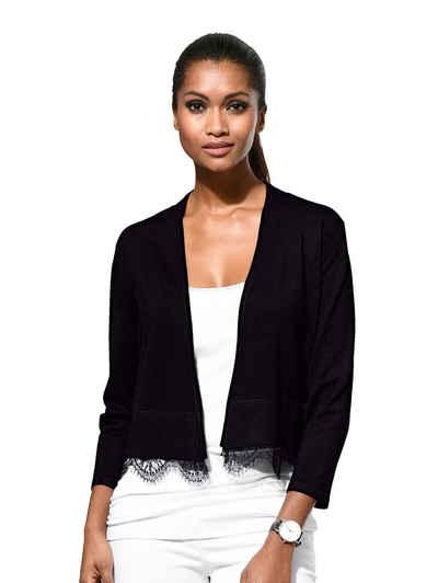 alba moda strickjacke mit spitzensaum  alba moda espadrille beliebter sommerstyle in neuer optik damen schuhe yajoubgqt #13