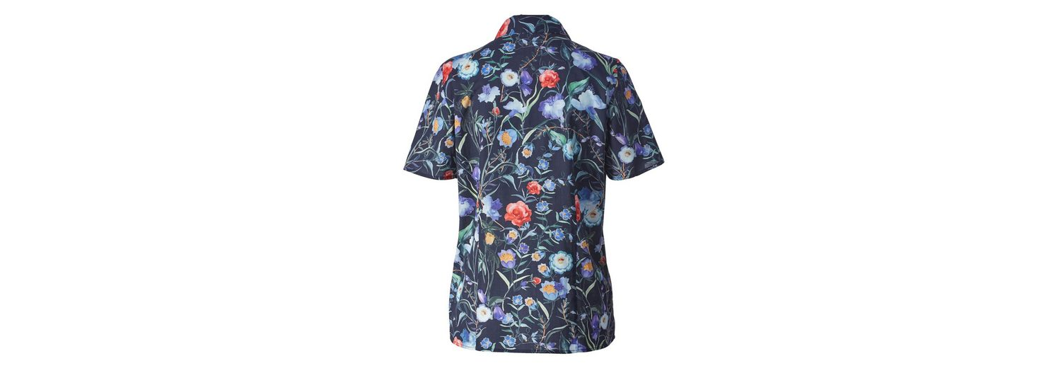 Billig Ausverkauf Store Mona Bluse mit Blumendessin Sehr Billig Zu Verkaufen aqUqbD7