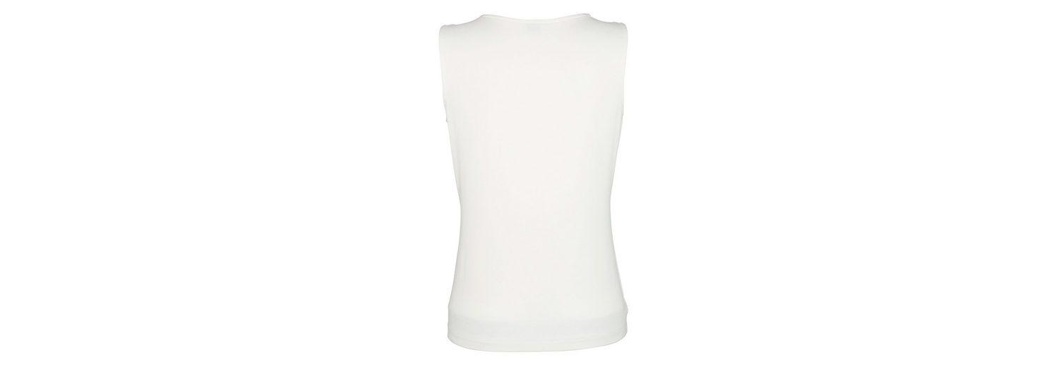 Finish Online Rabatt Niedrigen Preis Versandgebühr Mona Top aus elastischer Jersey-Qualität SAhH4n