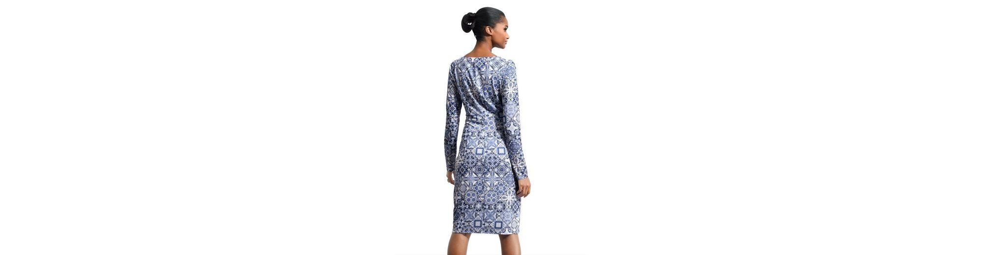 Alba Moda Kleid mit ALBA MODA exklusivem Druck Einkaufen ff8GH02f